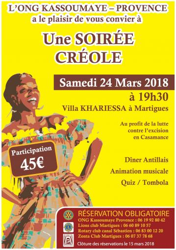 2 affiche soiree creole