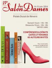 Affiche salon des dames juin 2014