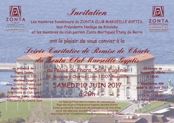 Invitation a4 pharo