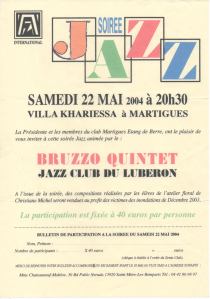 Soiree jazz 2004