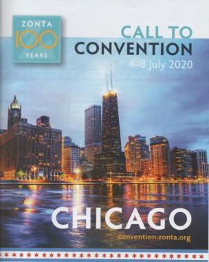 Chicago 4-8 juillet 2020