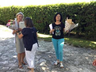 Remise bouquets